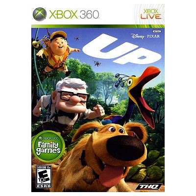 Disney/Pixar Up for Xbox 360