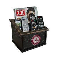 Alabama Crimson Tide Media Organizer