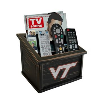 Virginia Tech Hokies Media Organizer