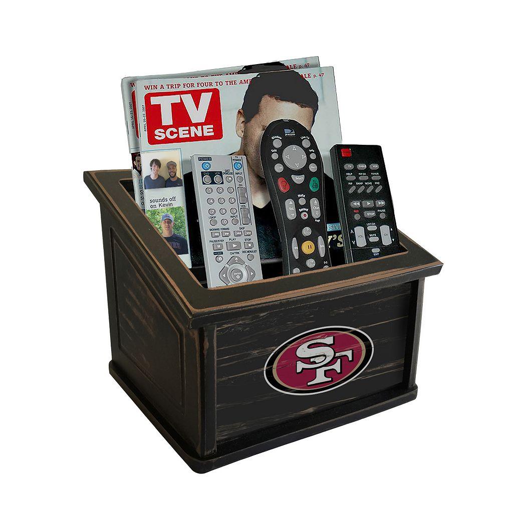 San Francisco 49ers Media Organizer