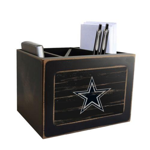 Dallas Cowboys Desktop Organizer
