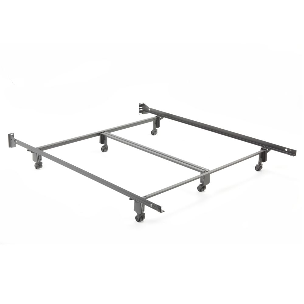 Metal Bed Frames Queen metal bed frame - queen