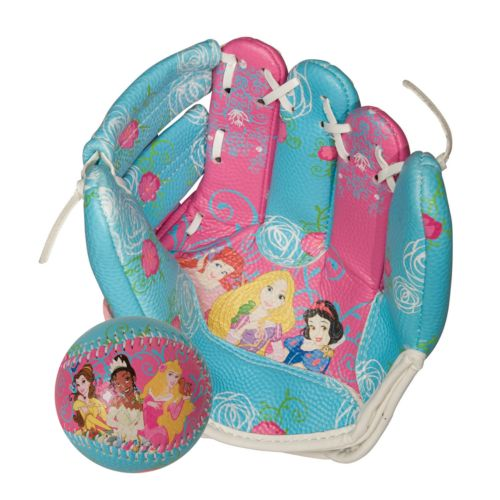Disney Princess Air Tech Glove and Ball Set by Franklin