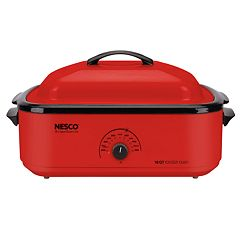 Nesco® 18-qt. Porcelain Roaster