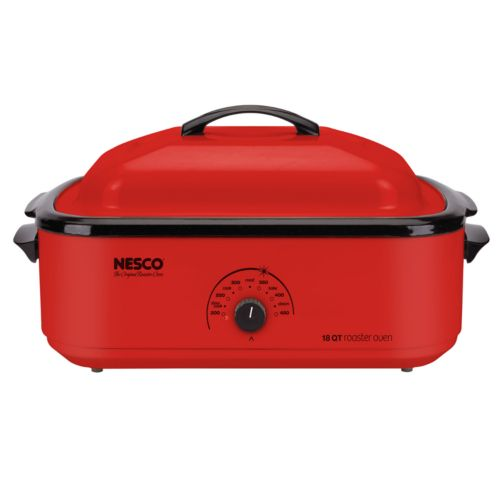 Nesco 18-qt. Porcelain Roaster