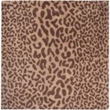 Surya Athena Animal Print Rug - 6' Square