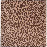 Decor 140 Athena Animal Print Wool Rug