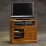 Sauder Camden County Highboy TV Stand