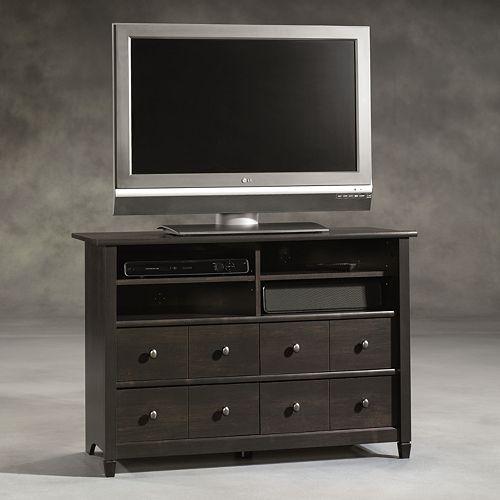 Sauder Edge Water Highboy Tv Stand