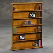 Sauder Graham Hill Multimedia Bookcase