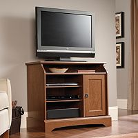 Sauder Graham Hill Highboy TV Stand