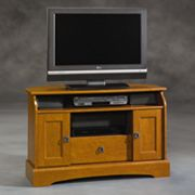 Sauder Graham Hill Corner TV Stand