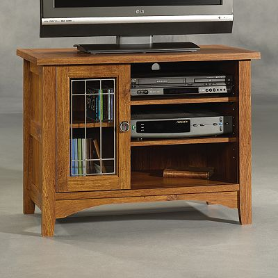 Sauder Rose Valley Entertainment Stand