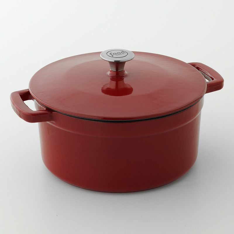 Food Network Dutch Oven Care Instructions