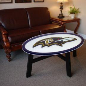 Baltimore Ravens Coffee Table