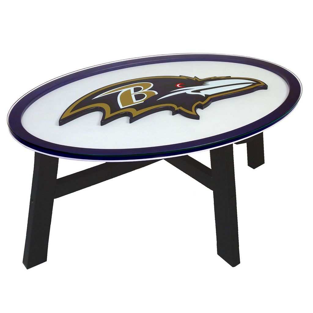 Baltimore Ravens Coffee Table