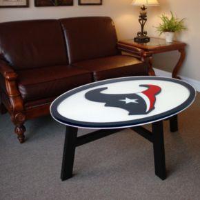 Houston Texans Coffee Table