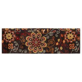 Surya Athena Floral Rug Runner - 30'' x 96''