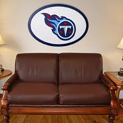 Tennessee Titans 46-inch Carved Wall Art