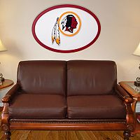 Washington Redskins 46-inch Carved Wall Art
