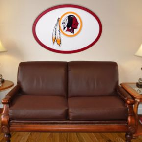 Washington Redskins 46-inch Carved Wall Art