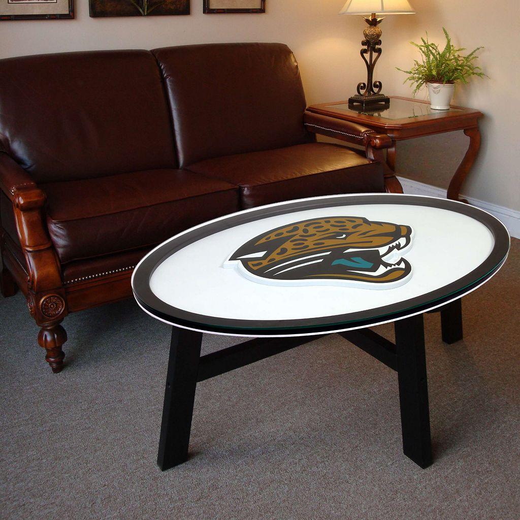Jacksonville Jaguars Coffee Table