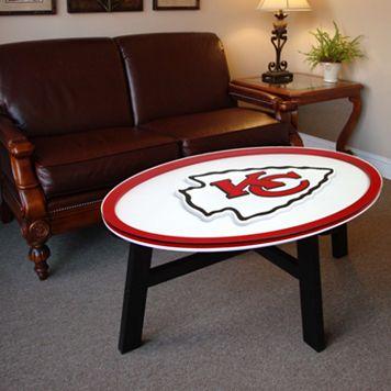 Kansas City Chiefs Coffee Table