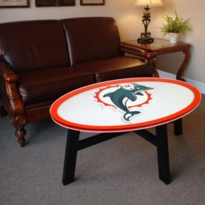 Miami Dolphins Coffee Table