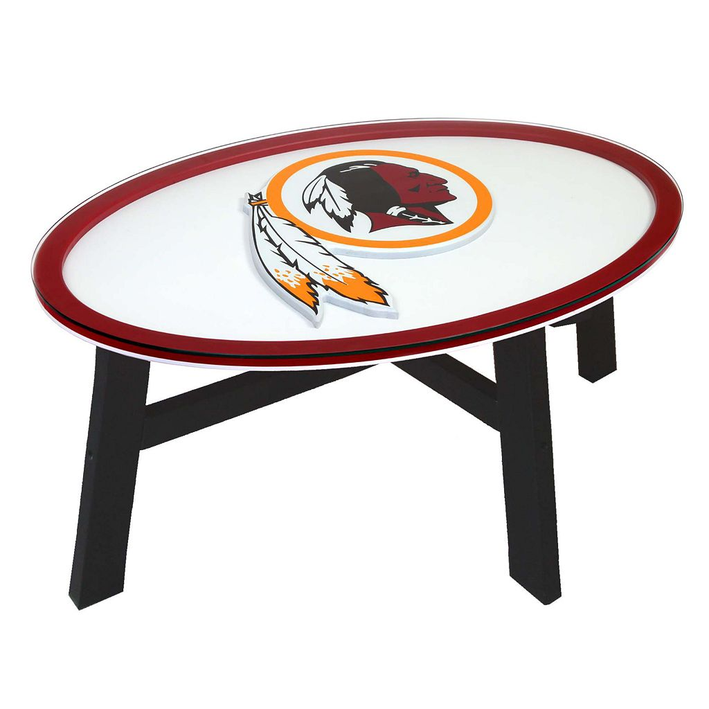 Washington Redskins Coffee Table