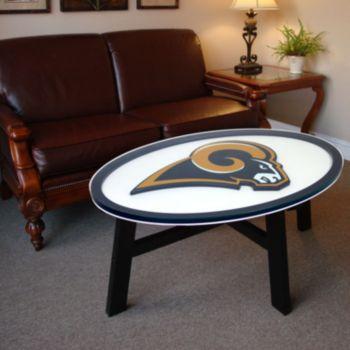 Los Angeles Rams Coffee Table