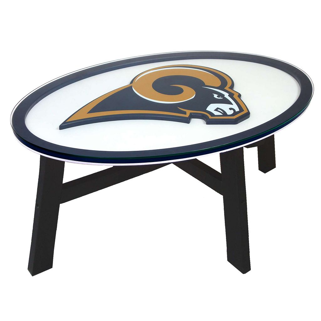 Los Angeles Rams Coffee Table
