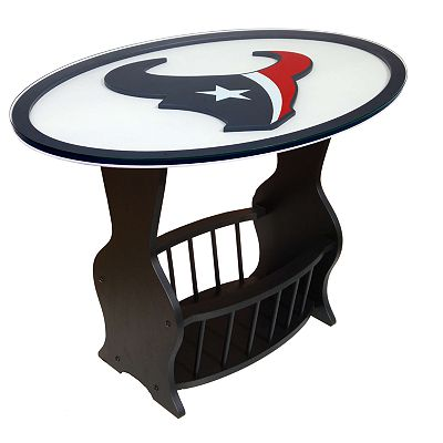 Houston Texans End Table