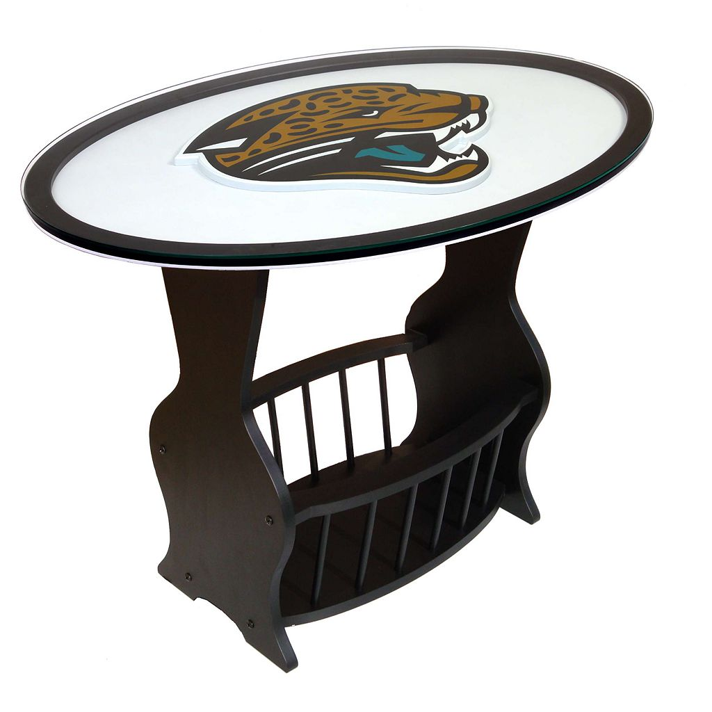Jacksonville Jaguars End Table