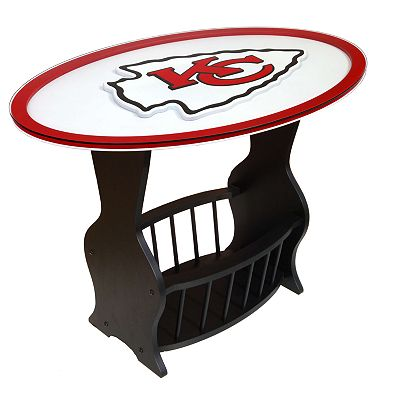 Kansas City Chiefs End Table