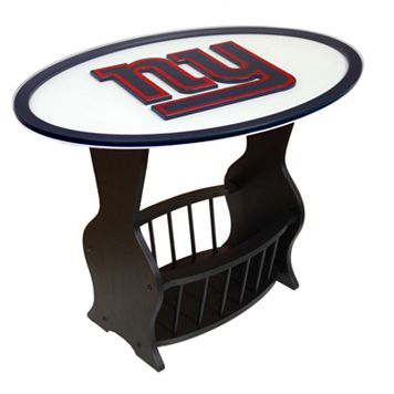 New York Giants End Table