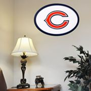 Chicago Bears 31-inch Carved Wall Art