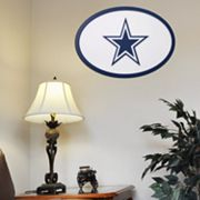 Dallas Cowboys 31-inch Carved Wall Art
