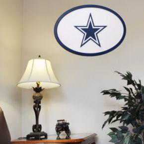 Dallas Cowboys 31-inch Carved Wall Art