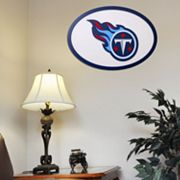 Tennessee Titans 31-inch Carved Wall Art