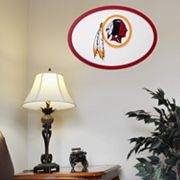 Washington Redskins 31-inch Carved Wall Art