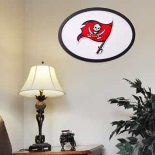 Tampa Bay Buccaneers 31-inch Carved Wall Art