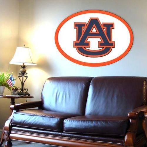 Auburn Tigers 46-inch Carved Wall Art