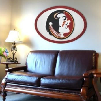 Florida State Seminoles 46-inch Carved Wall Art