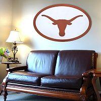 Texas Longhorns 46-inch Carved Wall Art