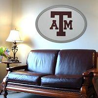 Texas A&M Aggies 46-inch Carved Wall Art