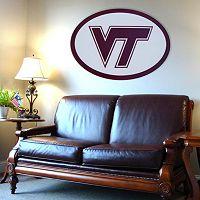 Virginia Tech Hokies 46-inch Carved Wall Art