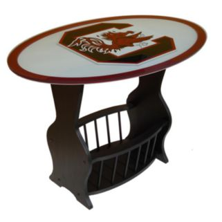 South Carolina Gamecocks End Table