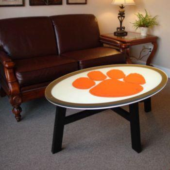 Clemson Tigers Coffee Table