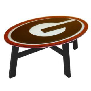 Georgia Bulldogs Coffee Table