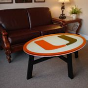 Miami Hurricanes Coffee Table
